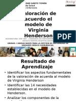Instructivo Valoracioìn de Acuerdo de Modelo de Henderson UST
