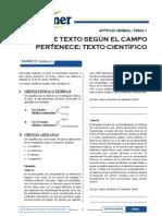 AV_S1_Clasifiación de Textos Segun El Campo Al Que Pertenece I