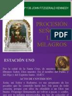 procesecion Señor de Los Milagros