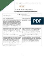 sheldon lesson plan 6 pdf