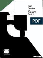 BS 5950 Part 1.SHS Design