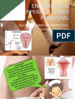Endometritis Puerperal y Fiebre Puerperal