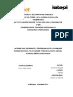 Manual de Procedimiento Para El Uso Del Sistema de Mecanismo de Control de Providencia de La Gerencia de Movilnet Ubicada en Acarigua Portuguesa - Copia (2)