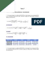 Amortizacion, gradientes aritmeticos
