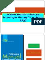 Sesion n 03a Olga Como Realizar Citas en Investigaciones Estilo Apa2