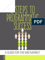 Admedo 5 Steps to Programmatic Success (UK)