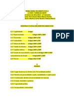Resumos Gerais - TGDC - 2.ª Parte