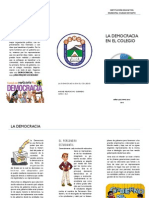 Folleto Democracia