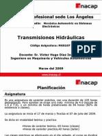 transmiciones hidraulicas