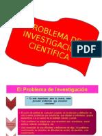 El Problema de Investigacion Cientifica