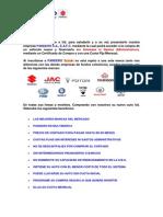 Explicacion Del Sistema Pandero Suzuki 13,800