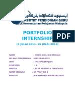 Portfolio Internship Yg Baru 140626104350 Phpapp01
