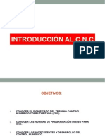 Introduccion Al c.n.c