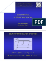 Structural Control Basics