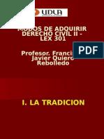 7. Modos de Adquirir El Dominio_tercera Parte_la Tradicion_I (1)