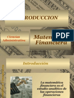 Introduccion Mat Financiera
