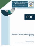 Manual de Laboratorio Fisica II