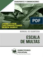 Manual Guantera