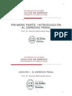 Derecho Penal completo, de Balmaceda Hoyos