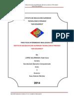 informe de Prácticas Intermedias