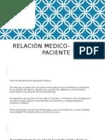 La psicología médica y la relación médico-paciente