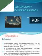 Meteorizacion y Formacion de Suelos SEMANA 2