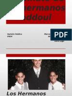 Asesinato de Los Hermanos Faddoul
