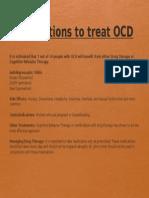 OCD Medications