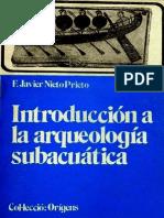 96137238 Introduccion a La Arqueologia Subacuatica