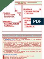 3.4 Pruebas Funcionales y Otros Procedimientos Diagnósticos 23.03.11.
