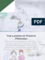 The Legend of Puerto Princesa - Sasha Bautista