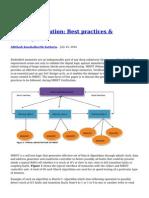 MBIST Verification Best Practices Challenges