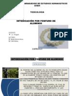 INTOXICACION POR FOSFURO ALUMINIO.pptx