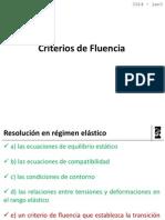 2_Criterios de Fluencia