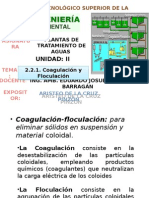 Coagulación y Floculación de Aristeo
