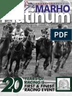 Marho Platinum 2015 Souvenir Magazine