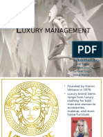 Luxury Management