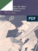 127367245 El Concepto Del Alma en La Antigua Grecia Bremmer Jan PDF