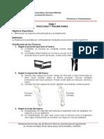 Tema 7 Fracturas y Traumatismos