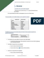 Ejercicio 1 Access 2015-2B