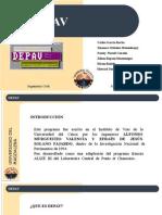 Presentación de Depav