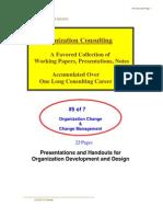 5 Managing Change