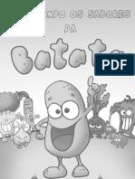 Livro de Receitas Manual Batata