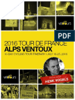 VELOTOURS ALP VENTOUX CYCLING TOUR