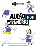 Material Aulao12hnerds 2015