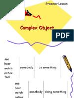 Complex Object Part2