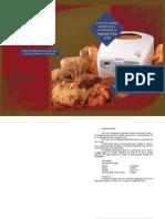 Livro de Receitas Manual Pães 02