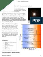 Red Dwarf - Wikipedia, The Free Encyclopedia