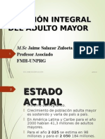 Atención Integral Del Adulto Mayor