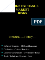 FOREX MARKET & International Taxation
